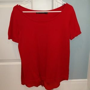 The Limited (Outback Red) blouse